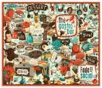 gastro bar - http://www.behance.net/gallery/Menu-Cover/5516587