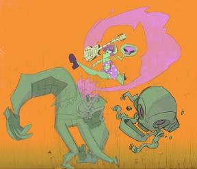 psychobilly - http://brandnewnostalgia.com/